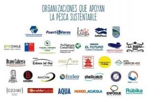 Organizaciones que apoyan la Pesca Sustentable