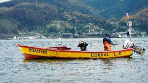 Bahia de Corral Pesca Huepo y Navajuela -Crédito Bitecma
