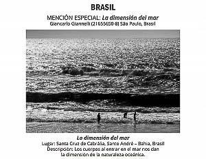 BRASIL: Mención especial