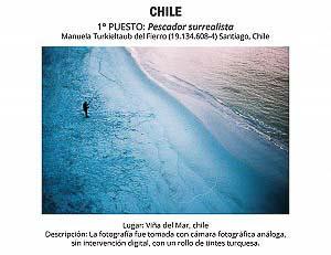 CHILE: 1º puesto