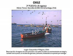 CHILE: 2º puesto