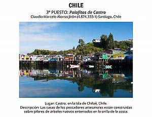 CHILE: 3º puesto