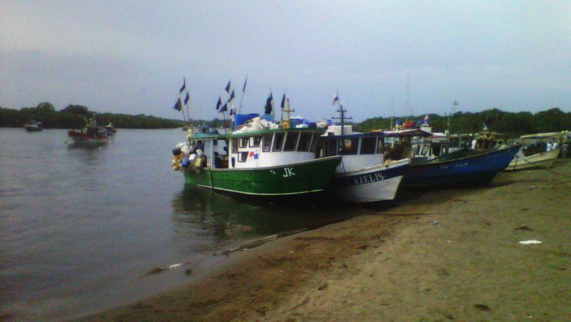 Flota palangrera panameña