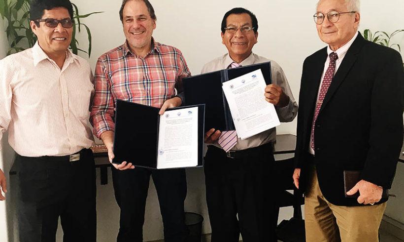 Firmamos un acuerdo con la Universidad Nacional de Piura