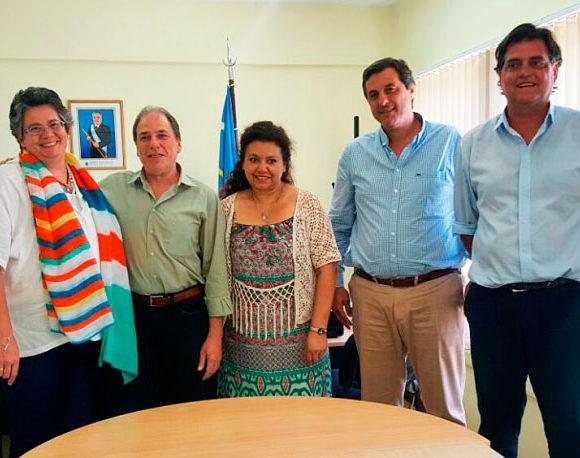 La Secretaría de Pesca de Chubut firma acuerdo para lograr certificación internacional