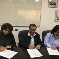 Se firma Convenio de Cooperación Tripartita: Compañía Americana de Conservas, UNICA y CeDePesca