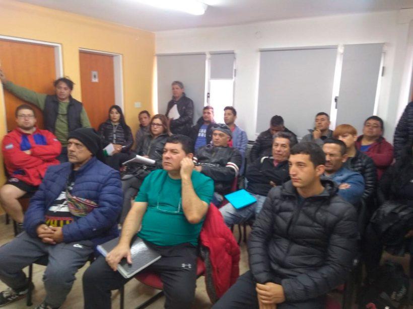 Taller de divulgación: Proyecto de Mejoras de la pesquería onshore de langostino patagónico en Chubut